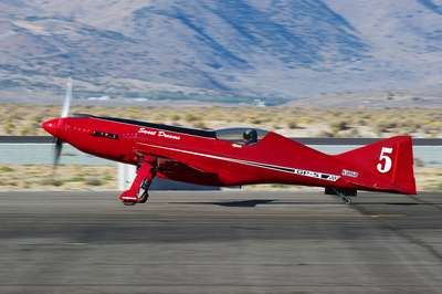 "TwoZeroWest Photography: 2012 Reno Air Races &emdash; Lee Behel in ""GP-5"""